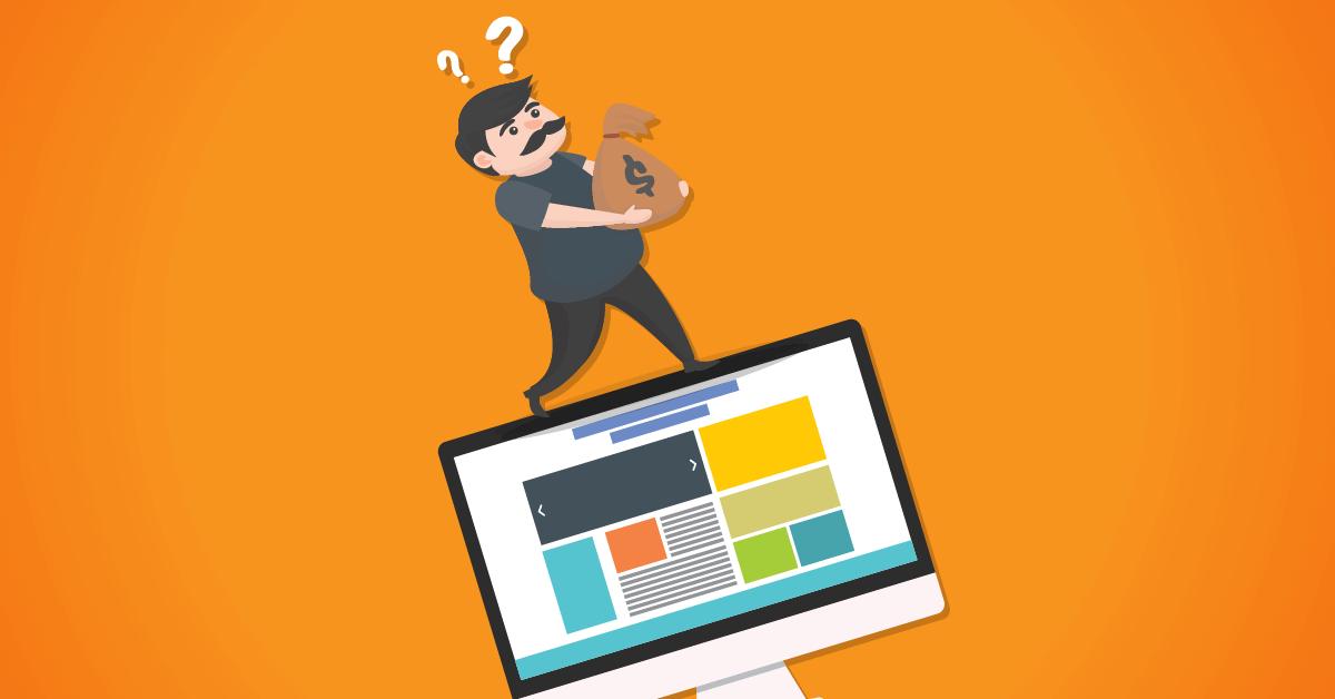 5 Cara agar bisa menghasilkan uang dari blogging